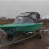 Ока-4. Стекло с калиткой на моторную лодку Ока-4 21