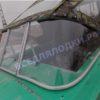 Ока-4. Стекло с калиткой на моторную лодку Ока-4 25