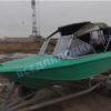 Ока-4. Стекло с калиткой на моторную лодку Ока-4 26