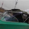 Ока-4. Стекло с калиткой на моторную лодку Ока-4 27
