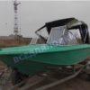 Ока-4. Стекло с калиткой на моторную лодку Ока-4 29