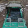 Ока-4. Стекло с калиткой на моторную лодку Ока-4 30