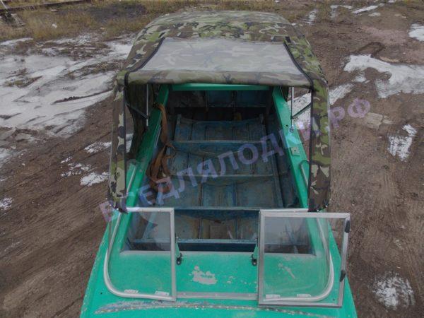 Ока-4. Стекло с калиткой на моторную лодку Ока-4 10