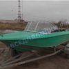 Ока-4. Стекло с калиткой на моторную лодку Ока-4 31