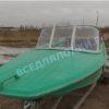 Ока-4. Стекло с калиткой на моторную лодку Ока-4 32