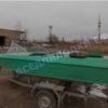 Ока-4. Стекло с калиткой на моторную лодку Ока-4 34