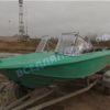 Ока-4. Стекло с калиткой на моторную лодку Ока-4 38