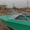 Ока-4. Стекло с калиткой на моторную лодку Ока-4 39