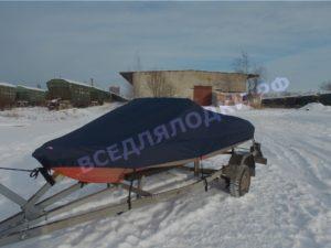 Транспортировочный тент для лодки Нептун-2.