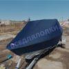 Крым-3. Тент стояночный (транспортировочный) на штатное стекло. 14