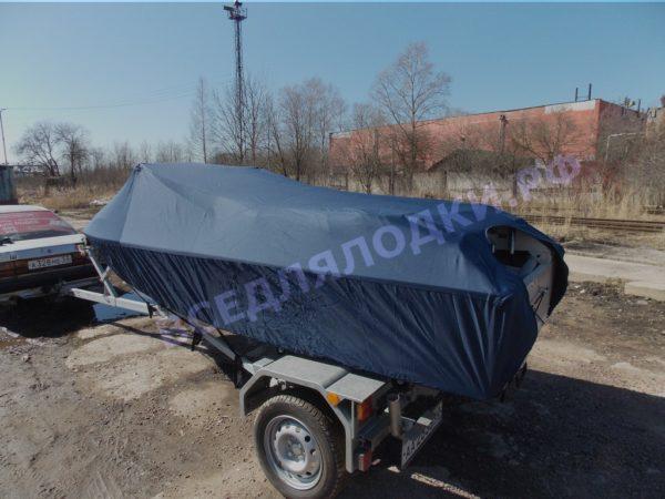Крым-3. Тент стояночный (транспортировочный) на штатное стекло. 6