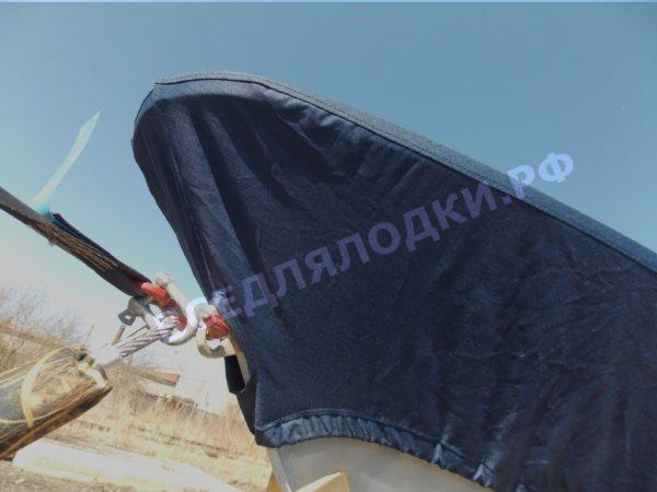 Крым-3. Тент стояночный (транспортировочный) на штатное стекло. 10