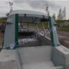 Неман-1. Тент ходовой для стекла с калиткой 40