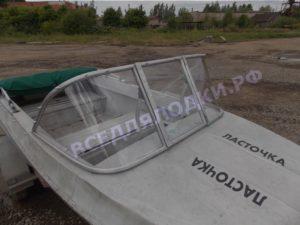Стекло на лодку Неман-1