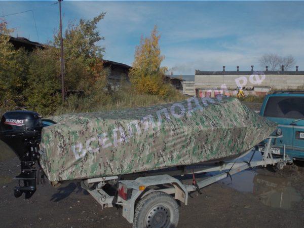 Воронеж. Транспортировочный тент на стекло с калиткой. 2