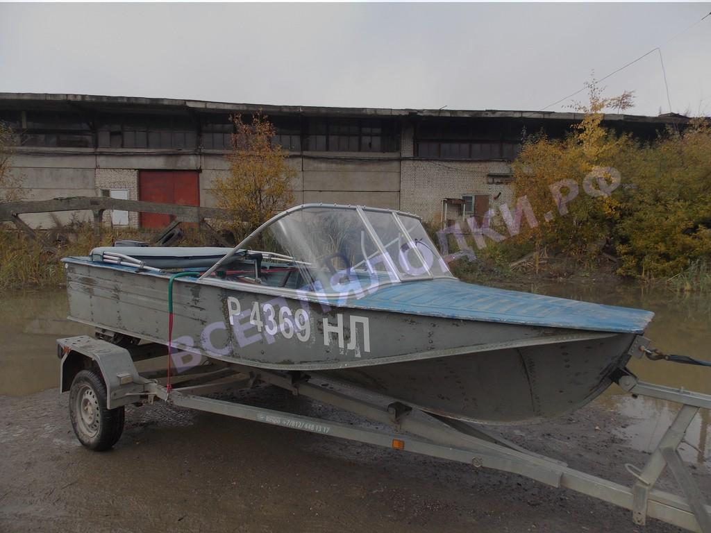 Стекло с калиткой на лодку Воронеж.