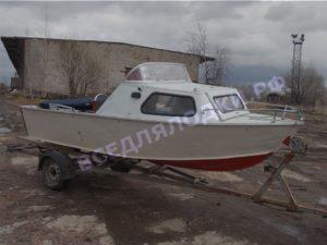 Серебрянка-3. Стекло на лодку.
