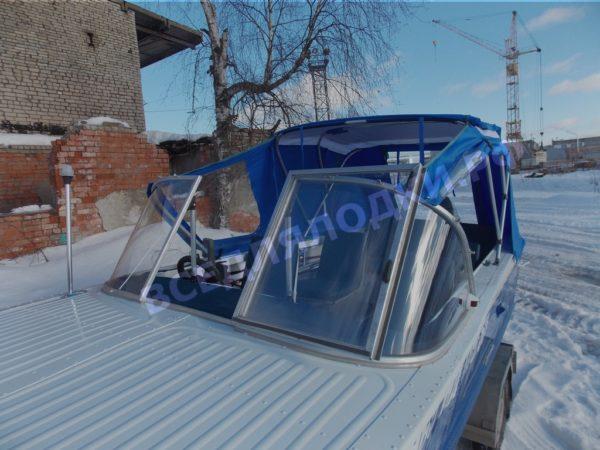 Казанка-2М. Стекло с калиткой