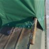 Тент ходовой Обь-3 для стекла с калиткой. 28