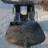 Тент ходовой Обь-3 для стекла с калиткой. 34