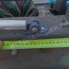 Тент ходовой Обь-3 для стекла с калиткой. 42
