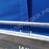 Windboat-42MPro / Виндбот-42МПро. Тент для стекла с калиткой. 41