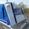 Windboat-42MPro / Виндбот-42МПро. Тент для стекла с калиткой. 43