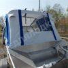 Windboat-42MPro / Виндбот-42МПро. Тент для стекла с калиткой. 44
