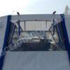 Windboat-42MPro / Виндбот-42МПро. Тент для стекла с калиткой. 45