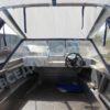 Windboat-42MPro / Виндбот-42МПро. Тент для стекла с калиткой. 46