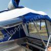 Windboat-42MPro / Виндбот-42МПро. Тент для стекла с калиткой. 53