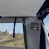 Windboat-42MPro / Виндбот-42МПро. Тент для стекла с калиткой. 57