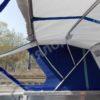 Windboat-42MPro / Виндбот-42МПро. Тент для стекла с калиткой. 59