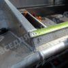 Windboat-42MPro / Виндбот-42МПро. Тент для стекла с калиткой. 66