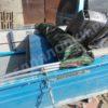 Воронеж-М. Тент ходовой на штатное стекло и тройные дуги. 32