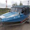 Воронеж-М. Тент ходовой для стекла с калиткой. 39