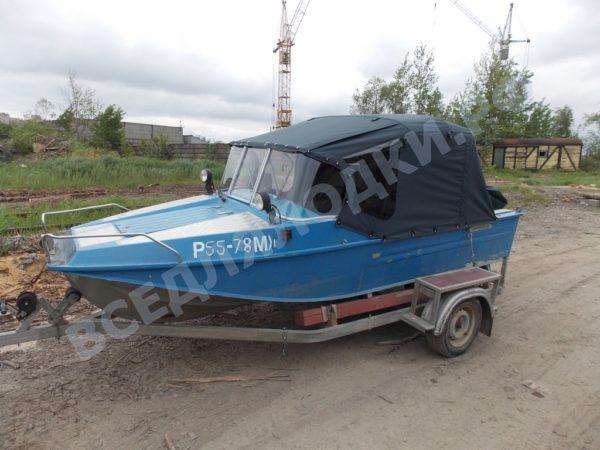 Воронеж-М. Тент ходовой для стекла с калиткой. 3