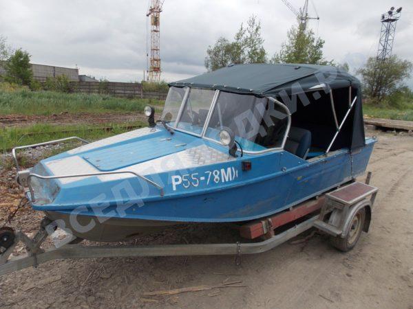 Воронеж-М. Тент ходовой для стекла с калиткой. 18