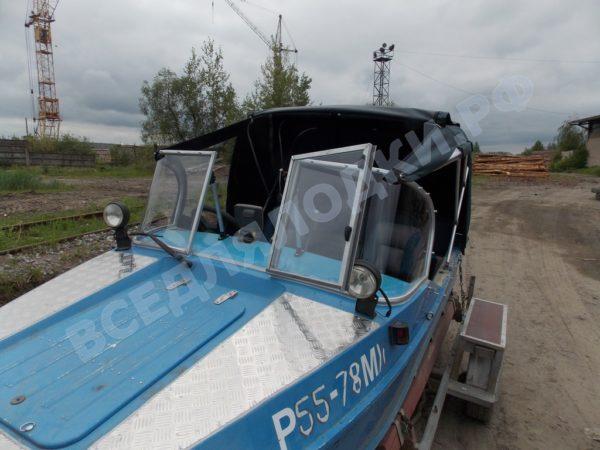 Воронеж-М. Тент ходовой для стекла с калиткой. 22