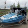 Воронеж-М. Тент ходовой для стекла с калиткой. 61
