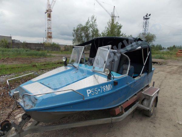 Воронеж-М. Тент ходовой для стекла с калиткой. 23