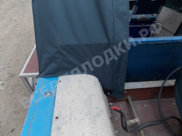 Воронеж-М. Тент ходовой для стекла с калиткой. 27