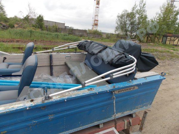 Воронеж-М. Тент ходовой для стекла с калиткой. 32