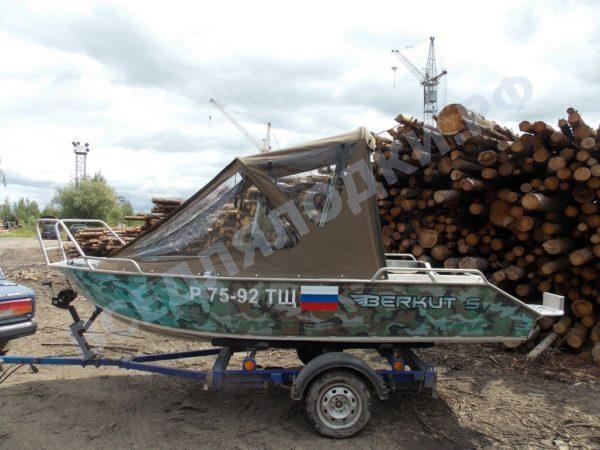 "Berkut-S. Беркут-С. Тент ""Полурубка"". 35"