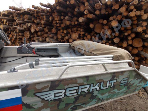 "Berkut-S. Беркут-С. Тент ""Полурубка"". 44"