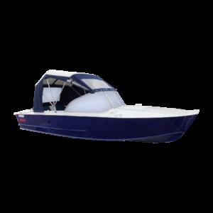 Стекло и тент для лодки Прогресс 2