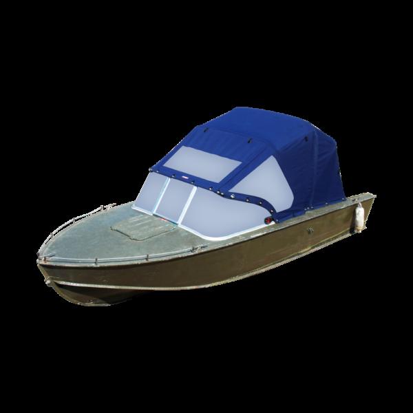 Стекло и тент для лодки Прогресс 4